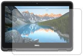 high quality microfiber cloth PcProfessional Screen Protector for Dell Inspiron 11 3000 High Clarity Anti Scratch filter radiation