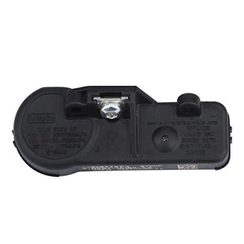 UMFun New Set of 4 TPMS Tire Pressure Sensor for Ford Lincoln Mercury Mazda US Stock Black -