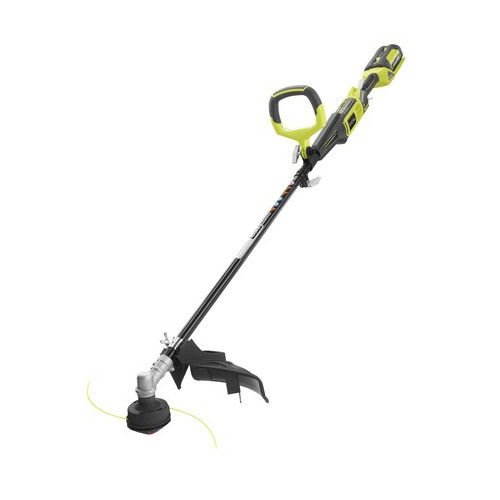 Ryobi ZRRY40220BTR Expand-It 40V-X Cordless Lithium-Ion Straight Split Shaft String Trimmer (Bare Tool) (Certified Refurbished) by Ryobi