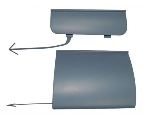 Genuine Seat Leon K1 Pair of Nearside Side Jacking point Covers. New.