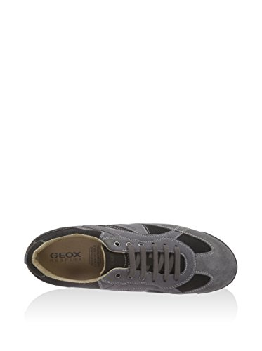Geox Zapatillas U Summer Cart Gris / Negro