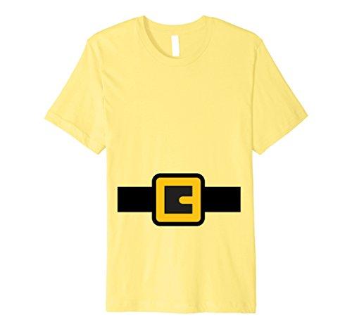 Mens Dwarf Costume Shirt, Halloween Matching Shirts for Group Medium (Matching Family Halloween Costume Ideas)