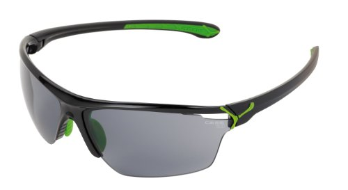 Cebe Black Cinetik3 Wrap Sunglasses Cycling, Running, Lens - Sunglasses Cebe