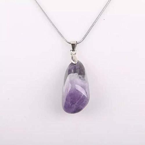 Crystal Pendant Health - Natural Crystal Pendant Health Lucky Protection Irregular Shape Stone Crystal Pendant Small Jewellery Pendants