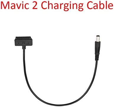 CHENJUAN 5.5//7.85 inch HD Screen Charging Cable Wire Line for DJI Mavic 2 Pro//Zoom Micro USB Transport to CrystalSky Charging line Charging Accessories