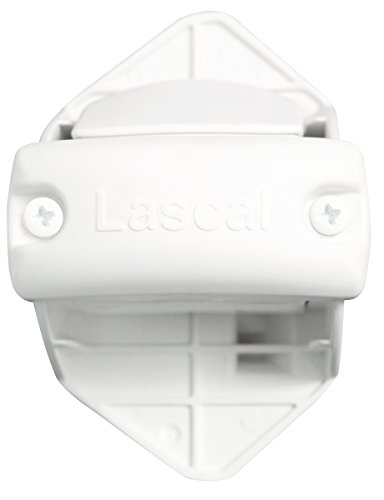 Price comparison product image Lascal KiddyGuard Bannister Installation Kit for Locking Strip,  White