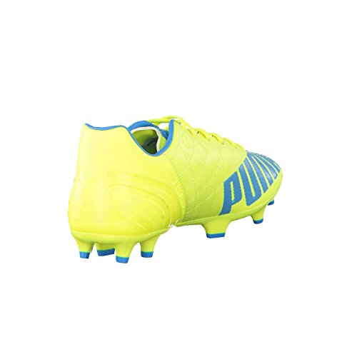 Jaune 3 Evospeed 4 de FG Football Chaussures Puma Homme zq6W1xq
