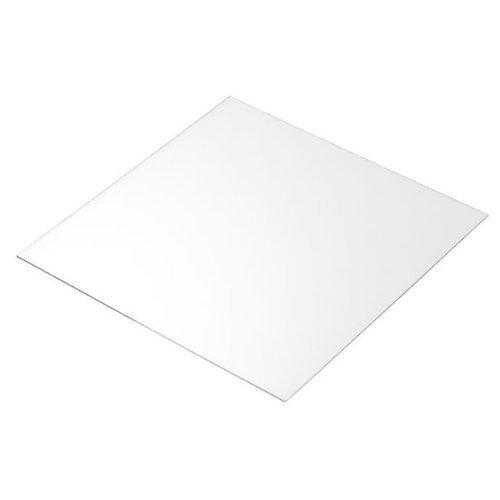Falken Design PETG-CLR-0.06/1224 PETG Plastic Sheet, Plastic, 1/16'' (0.060''), 12'' x 24'', Clear by Falken Design Corporation