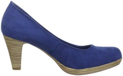 Marco Tozzi 2-2-22411-20 Damen Pumps Blau (NAVY 805)