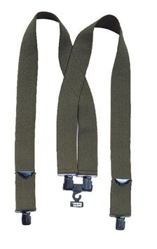 Rothco Pants Suspenders - Olive Drab 4199-OliveDrab-FBA