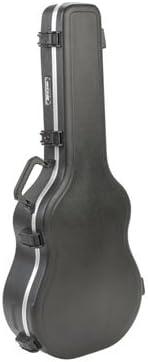 SKB 1SKB-17 - Maleta para guitarra acústica con espalda redondeada: Amazon.es: Instrumentos musicales