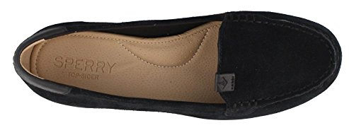 Sperry Womens, Coil Mia Slip On Shoes Nero