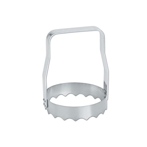 Kwik-kut Cutlery Serrated Food Chopper (Best Cabbage For Slaw)
