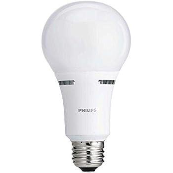 philips led 3 way bulb 1 pack 40 60 100 watt equivalent. Black Bedroom Furniture Sets. Home Design Ideas