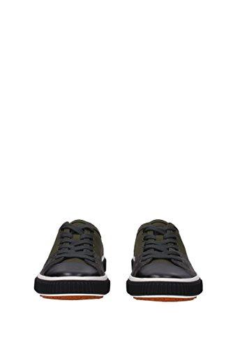 Prada Sneakers Herren - Stoff (4e3058gabardinescam) Eu Grã¼n