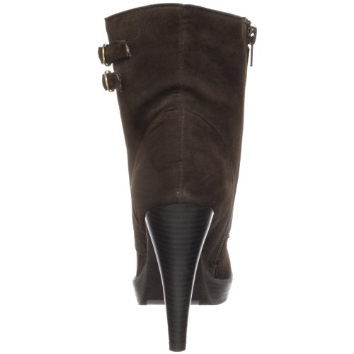 2 Oz Miss Boot Brown Womens Me Ankle Me Miss SqqIXw6