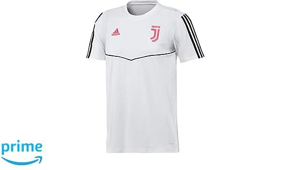 adidas Juve tee Camiseta, Hombre, Blanco/Negro, XS: Amazon.es ...