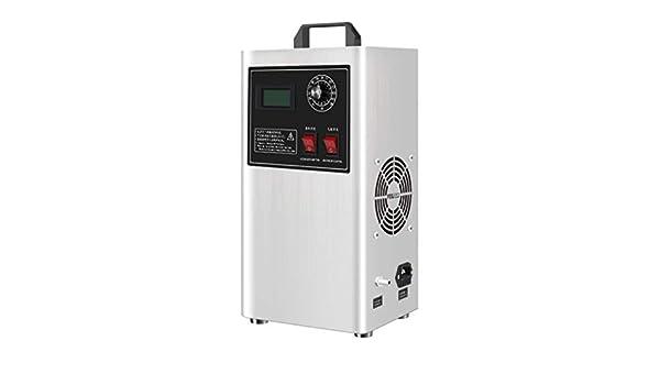 YXP Generador de ozono Comercial 3.000 MG de O3 Industrial ...