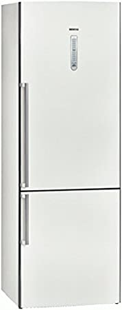 Siemens KG49NH10 nevera y congelador Independiente Blanco 389 L A+ ...