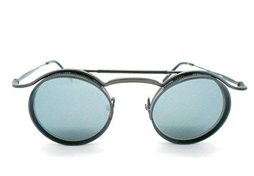 Matsuda 2903H Matte Black Round Limited Edition - Sunglasses Matsuda