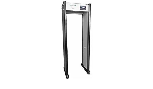 Amazon.com : Walk-Thru Metal Detector, Full Warranty, 33 Zone, Security for Schools, Office : Garden & Outdoor