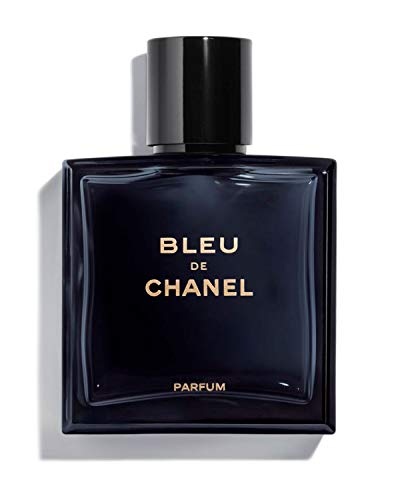 NIB Bleu De C H A N E L Parfum 1.7 oz / 50 ml + Free Sample Gift! (Bleu De Chanel Eau De Toilette Spray 50ml)