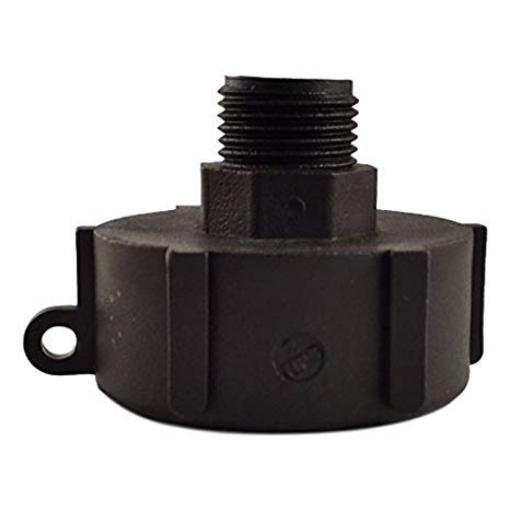 """275 330 Gn IBC Tote Tank FOOD GRADE DRAIN ADAPTER 2"""" for sale  Delivered anywhere in USA"""