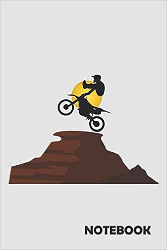 NOTEBOOK: Motocross Bike: Schulplaner Jahr 2020  2021 zum Planen