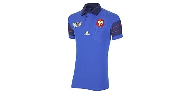 adidas Camiseta de Rugby de la selección de Francia FFR ...