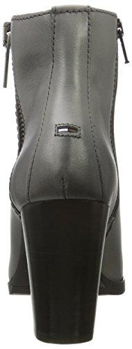 Tommy Grau Grey Stiefel Damen light G1385anett Jeans 4a