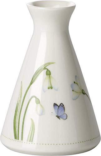 - Villeroy & Boch Vase/Candle Holder, Hard Porcelain White, 12x13cm