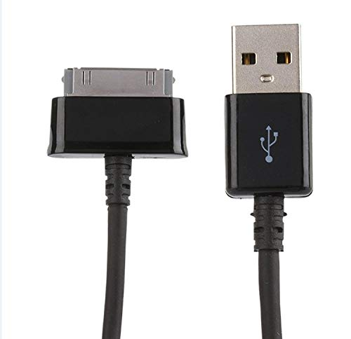 Mchoice USB Data Cable Charger for Samsung Galaxy Tab 2 10.1 P5100 P7500 Tablet