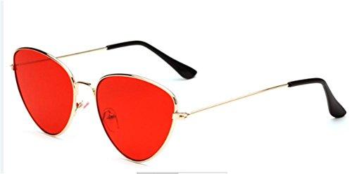 de Polarisé Voyager Protection Pare YANJING Chat l'extérieur Soleil 400 AC À Métal Conduire UV Vintage Conception d'oeil Femme SIS0Y