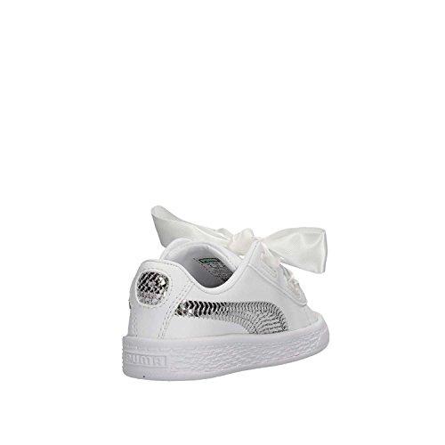 02 21 366849 Niños Sneaker Puma Blanco HCfq5xw