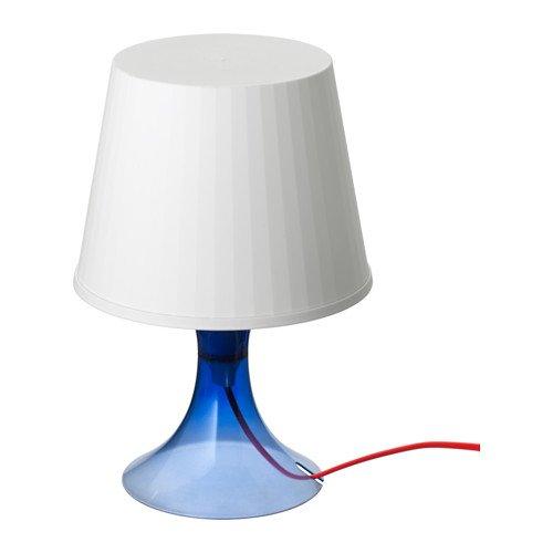 Lámpara de mesa de Ikea en colores metálicos: Amazon.es: Iluminación
