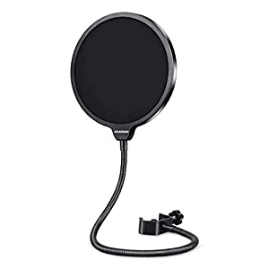 Aokeo Professional Microphone Pop Filter Mask...