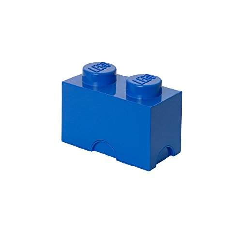 LEGO Storage Brick 2, Blue