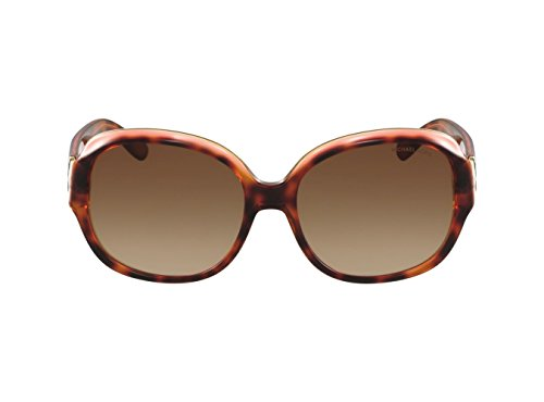 Michael Kors Kauai Sunglasses MK6004 300413 Tortoise/Pink/Yellow Brown Gradient 59 17 - Michael Kors Yellow Sunglasses