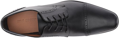 Noem Het Lente Mens Askaric Oxford Black Synthetic