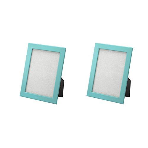 Blue Color Frame - IKEA FISKBO Frame 4x6