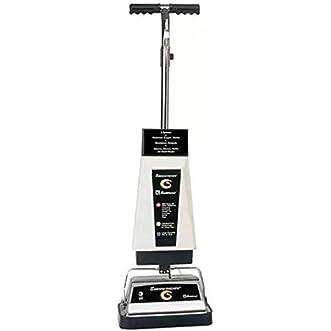 Koblenz Cleaning Machine Floor Shampooer/Polisher, Chromed/Black