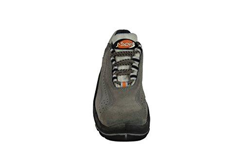 Jallatte Jalorion S1P Zapatos de seguridad, planos Gris - gris