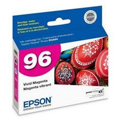 Epson K3 VIVID MAGENTA INK CATRIDGESTYLUS PHOTO R2880 (Computer / Printer Ink & Toner) (R2880 Vivid Magenta Ink)
