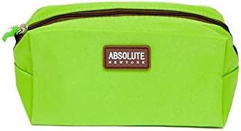 Absolute New York acb19 Neceser – Microfibra Verde, 1er Pack (1 x 1 pieza): Amazon.es: Belleza