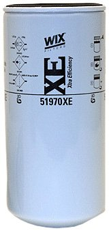 WIX Filters - 51970XE Heavy Duty Spin-On Lube Filter, Pack of 1 by Wix
