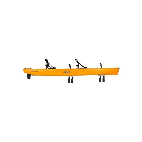 Hobie 2020 Mirage Compass Duo Papaya (Hobie Fishing Kayak)