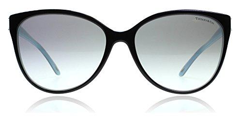 Tiffany TF4089B 8055-3C Black TF4089B Cats Eyes Sunglasses Lens Category 2 - The Cat Tiffany