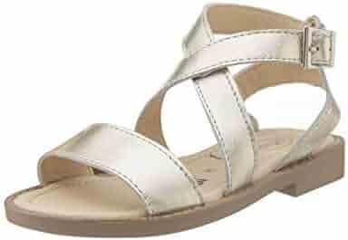 US 9M Old Soles Silver Girls Khaleesi Samdal EU25