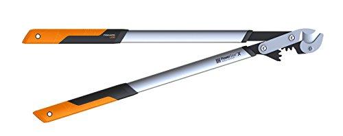 Fiskars Astscheren Getriebeastschere Amboss L x 99 PowerG, orange