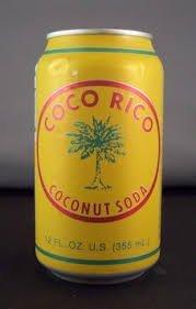 e7537cb3aa37 Amazon.com   Coco Rico Coconut Soda 12oz can (6pack)   Grocery ...